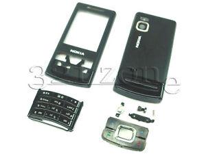 Cover Schale Hülle Nokia 6500S + Tastatur Neu #9AA23-2