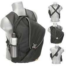 Bodybag BESTWAY X STRIPE A 4 Sportrucksack Rucksack Eingurtrucksack Bag SCHWARZ