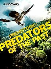 DISCOVERY CHANNEL : Prehistoric: Predators of the Past (BRAND NEW DVD)