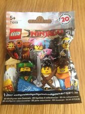 LEGO MINI FIGURES Ninjago FILM SERIE 71019 Shark Army OCTOPUS SIGILLATO