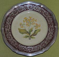 Mano bifronte Rosenthal Chippendale splendore piatto con argento edizione (a)