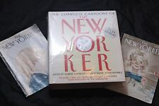 The New Yorker SPECIAL EDITION~68,647 Cartoons &Two CD's&2 mags~NEW &Sealed~