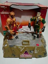 1998 TIGER ELECTRONICS SMALL SOLDIERS ANIMATED MONEY BANK - READ DESCRIPTION