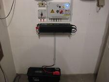 Netzersatzanlage, Notstromversorgung, unterbrechungsfreie Stromversorgung