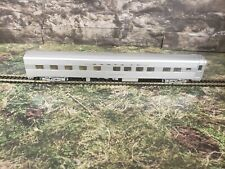 K Walthers   Santa Fe Streamlined Sleeper Car    HO 1/87