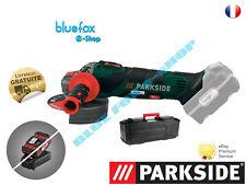 PARKSIDE® Meuleuse d'angle sans fil »PWSA 20-Li B3«, 20 V
