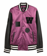 The Weeknd H&M F/W17 Varsity's Jacket HM XO SIZE Med With Bonus XO Sticker