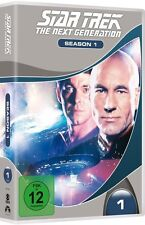 STAR TREK: THE NEXT GENERATION, Season 1 (7 DVDs) NEU+OVP