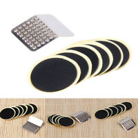 Tire Tyre Tube Patch Cycling Bicycle Bike Repair Fix Kit Glueless Puncture