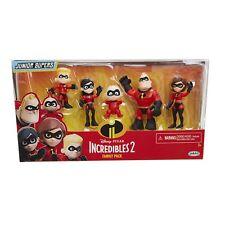 Incredibles 2 76734 Precool Family Figure 3-inch
