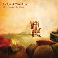 Backyard Tire Fire - The Places We Lived [CD]