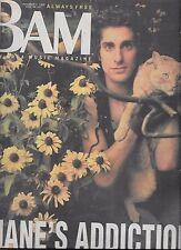 BAM BAY AREA MUSIC MAGAZINE #297 DECEMBER, 1988 (VF) JANE'S ADDICTION