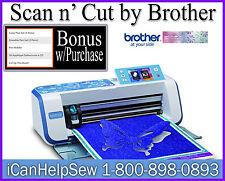 Brother ScanNCut 550DX Scan N Cut Fabric Paper Cutting Machine+Built-In Scanner