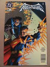 Nightwing #30 DC Comics 1996 Series Newsstand Edition 9.6 Near Mint+