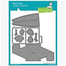Lawn Fawn Lawn Cuts Cutting Die Set ~ PIVOT POP-UP ~ 3D Cards, Folds Flat ~1611