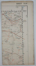 1949 OS Ordnance Survey 1:25000 First Series Provisional map ST 45 Cheddar 31/45