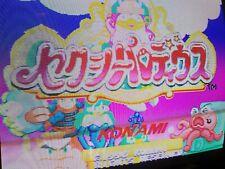 Sexy Parodius konami original pcb arcade jamma working