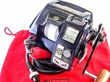 Ryobi  CERATEC AD Dendou 80 Protarget Electric reel +Used PE line Very good !!