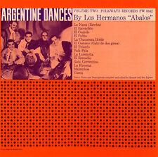 Hermanos Abalos, Los - Traditional Dances of Argentina, Vol. 2 [New CD]