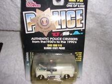 RACING CHAMPIONS POLICE U.S.A. 1948 FORD P/U ILLINOIS STATE POLICE #36
