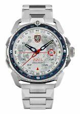 New Luminox ICE-SAR ARCTIC 1200 Stainless Steel White Dial Men's Watch XL.1207