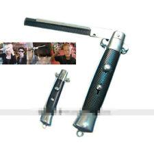 FLICK KNIFE COMB/SWITCHBLADE BRUSH NOVELTY TOY 50'S FONZ FANCY DRESS NEW STYLE