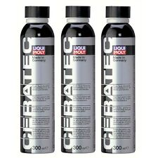Set of 3 Ceramic Wear Engine Protection High-Tech - Liqui Moly Cera Tec 300ml