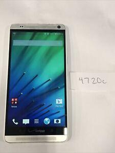 HTC One Max - 6600LVW - 32GB - White (Verizon) (4720c)