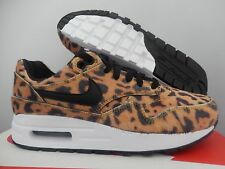 "NIKE AIR MAX 1 QS (GS) ""ZOO PACK LEOPARD"" SZ 4.5Y-WOMENS SZ 6 [827657-700]"
