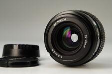 MINT Japan Nikon Camera Lens AF NIKKOR 35-70mm 1:3.3-4.5 Free Ship 625k20