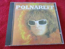 """CD """"POLNAREFF - DOUBLE ALBUM (La poupee qui fait non, le bal des laze"""" 24 titres"""