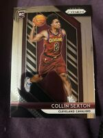 COLIN SEXTON 2018-19 Panini Prizm Rookie Card Base RC #170 Cleveland Cavaliers