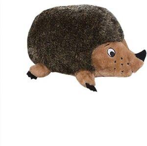 NEW Outward Hound Hedgehogz Squeaky Dog Toy Cuddly Soft Toy Durable Plush Medium