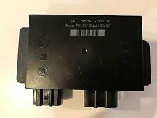 98-01 VW PASSAT COMFORT CONTROL MODULE CCM 1J0 959 799 K