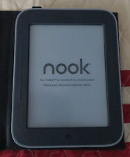 Barnes & Noble Nook Simple Touch GlowLight 2GB, Wi-Fi, 6in - Black BNTV350