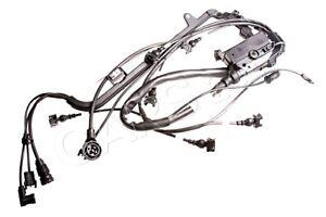 Genuine Mercedes Benz Engine Cable Harness Motor Wiring W124 500E E500