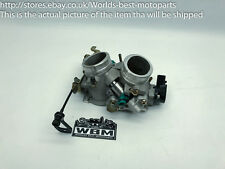 Aprilia RSV1000 Mille R (1) 03' Throttle bodies body Carbs Carburettor Einspritz