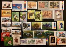 Vietnam 2019 Complete Year Set Of Mint Stamps & Souvenir / Mini Sheets