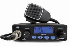 TTI TCB-555 compact Multi Channel CB Radio UK40 EU40 With USB Charger Socket