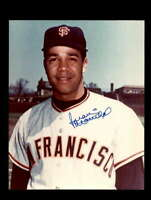 Juan Marichal Hand Signed 8x10 Photo Autograph 4 San Francisco Giants