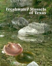 FRESHWATER MUSSELS OF TEXAS NEW PAPERBACK BOOK