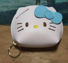 Bnwot - Hello Kitty Coin Purse Pouch Keychain-