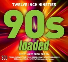 Various Artists - Twelve Inch 90s: Loaded / Various [New CD] UK - Import