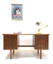 Teak Writing Desk/Bureau Home Office Furniture