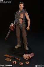 "Sideshow Collectibles ASH WILLIAMS Evil Dead 2 12"" 1/6th Figure NEW 2017 InStock"