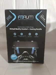 VR 3D Glasses FIBRUM Virtual Reality Headsets for iPhones,Windows&Android phones