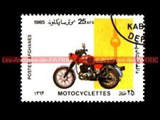 MZ 250 1985 - AFGHANISTAN Timbre Poste Collection Moto Stempel Stamp
