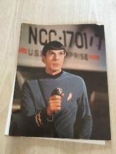 1975 Star Trek Philadelphia Convention Booklet Comic Historical Rare