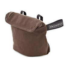 Brompton Saddle Pouch Bag in Waxed Canvas-E-Bay Global Shipping Available