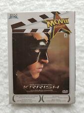 Krrish (Hindi DVD) (2006) (Brand New DVD)
